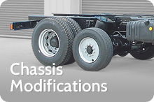 Chassis modifications