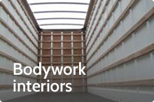 Photography of Bodywork interiors