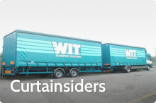 Photography of Curtainsiders